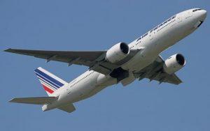 Boeing 777 200LR air france