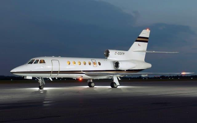 Dassault Falcon 50EX - Price, Specs, Cost, Photos, Interior, Seating