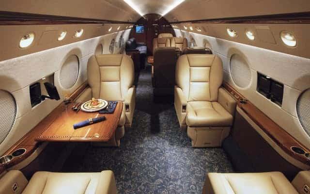 Gulfstream G550 Price Specs Cost Photos Interior