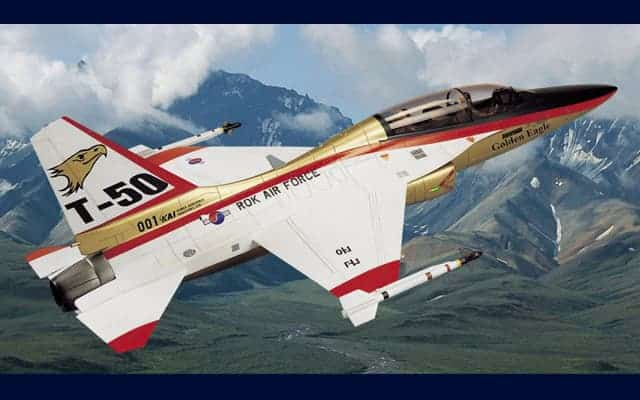 Lockheed Martin T50 Golden Eagle - Price, Specs, Cost, Photos
