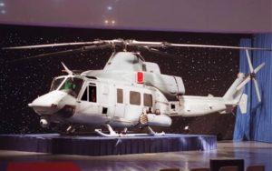 Bell UH-1Y Venom on show