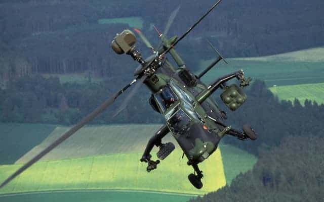 Airbus/Eurocopter Tiger