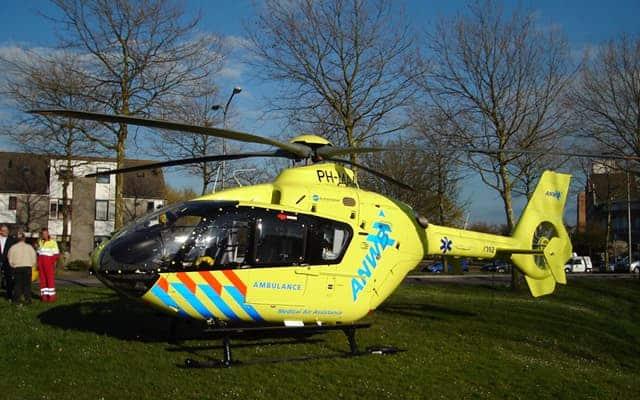 Eurocopter EC135 ANWB