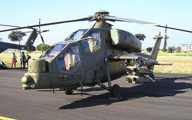 Agusta/Westland A129 Mangusta