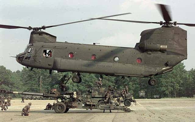 Boeing CH-47F Chinook - Price, Specs, Cost, Photos, Interior
