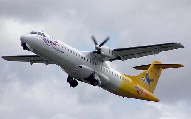 ATR 72-500 Aurigny