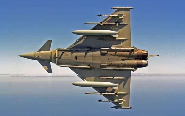 Eurofighter Typhoon T1