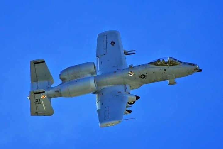 A 10 Thunderbolt ll