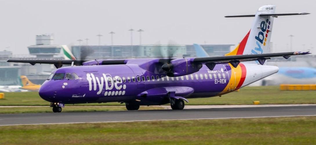 ATR 42-600 Flybe