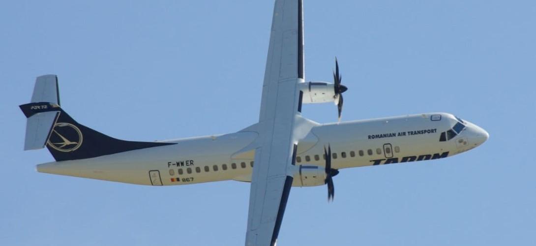ATR 72-500 TAROM