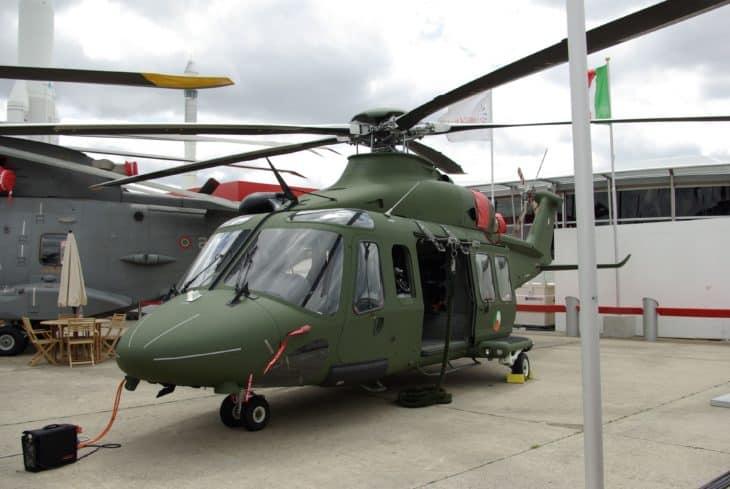 AgustaWestland AW139 Army Green