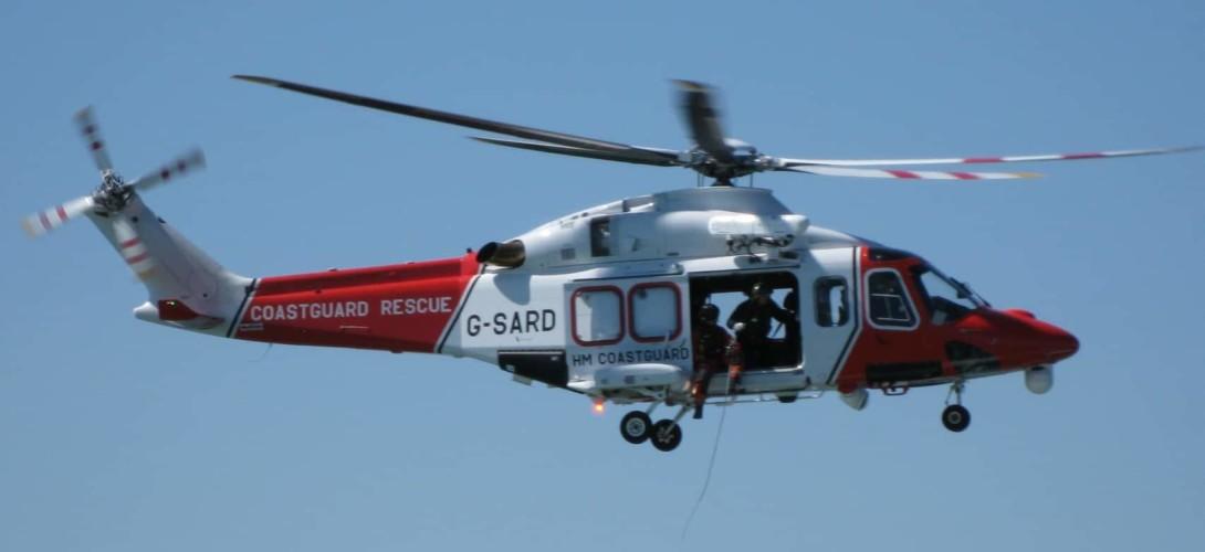 AgustaWestland AW139 Coastguard Rescue