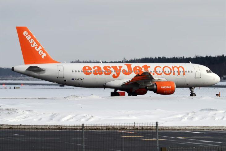 Airbus A320 - Easyjet