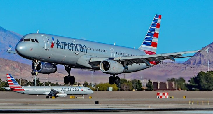 Airbus A321 - American Airlines 2
