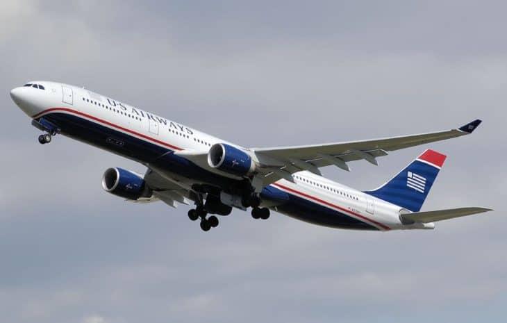 Airbus A330-300 - US Airways
