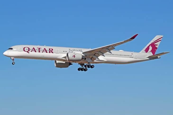 Airbus A350-1000 - Qatar Airways