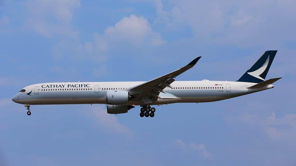 Airbus A350-1000 XWB - Cathay Pacific