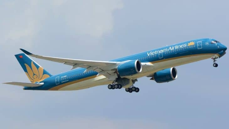 Airbus A350-900 - Vietnam Airlines