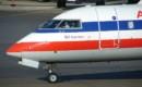 American Eagle CRJ 700 cockpit