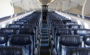 American Eagle CRJ 700 interior cabin seating