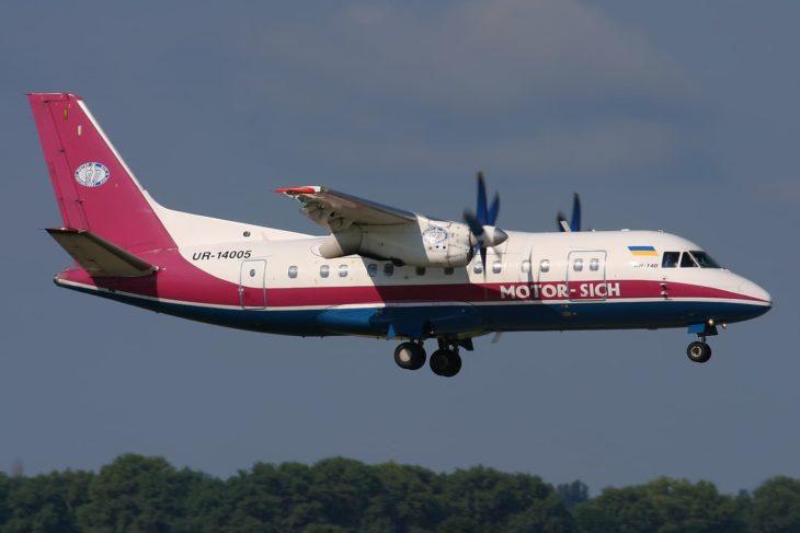 Antonov An-140 Motor-Sich