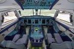Antonov An-148-100B Cockpit Flight Deck