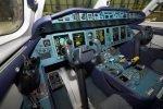 Antonov An-148 Flight Deck