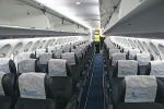 Antonov An-148 Interior Seating