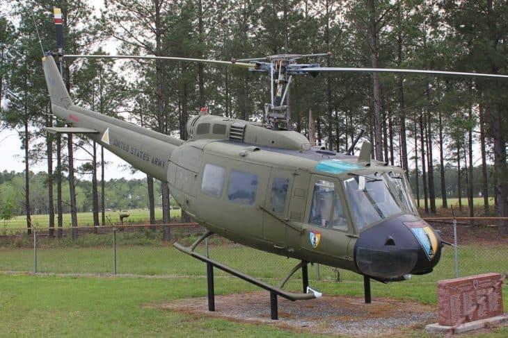 Bell UH-1H Huey '6343'