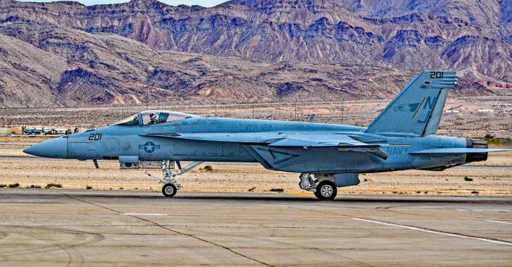 Boeing FA 18E Super Hornet