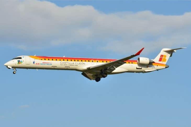 Bombardier CRJ-1000 Air Nostrum