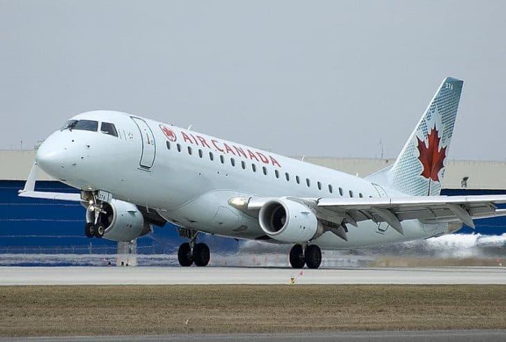 Embraer 175 Air Canada