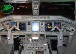 Embraer 190 Flight Deck