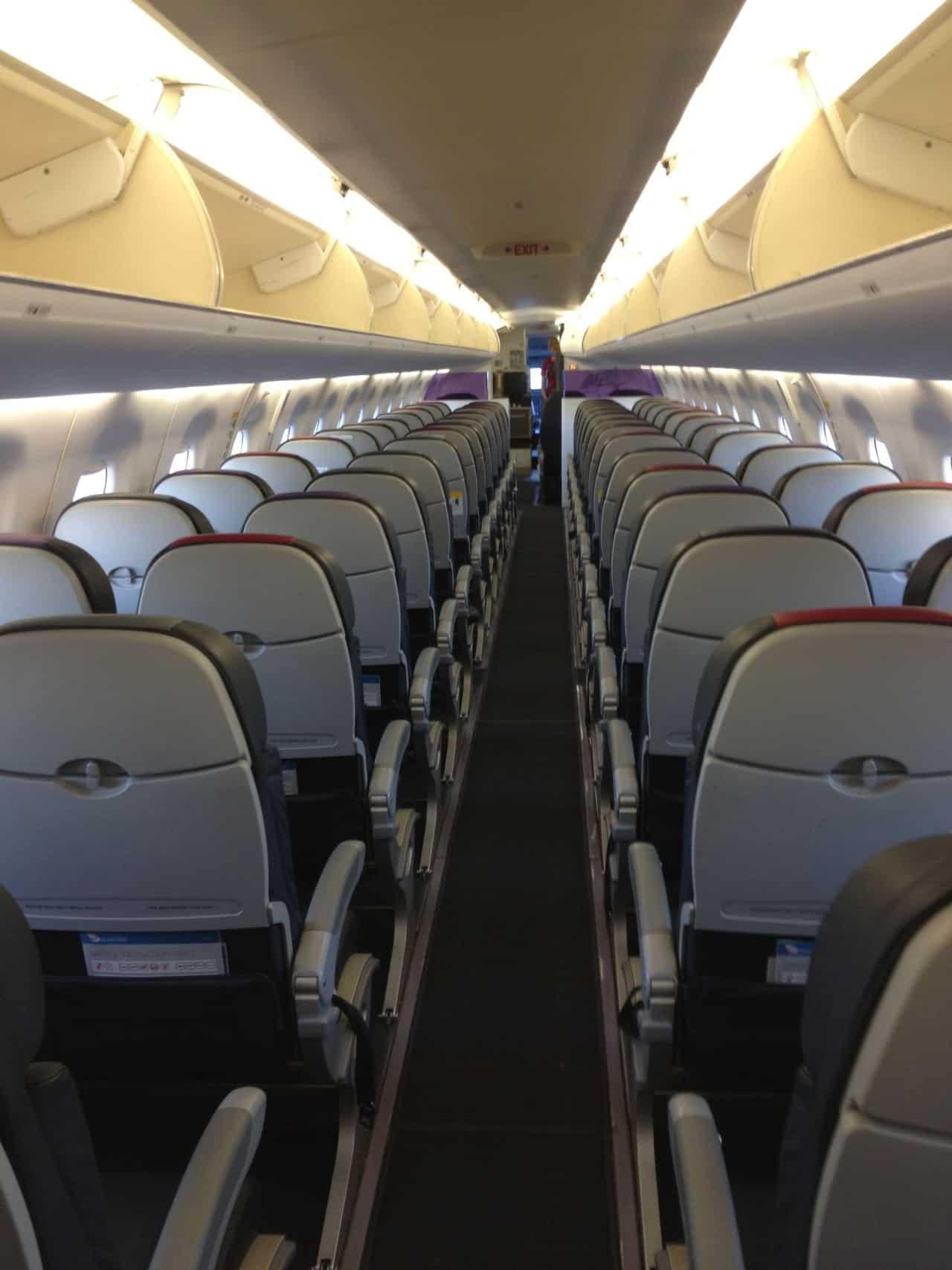 Embraer 190 Kokemuksia