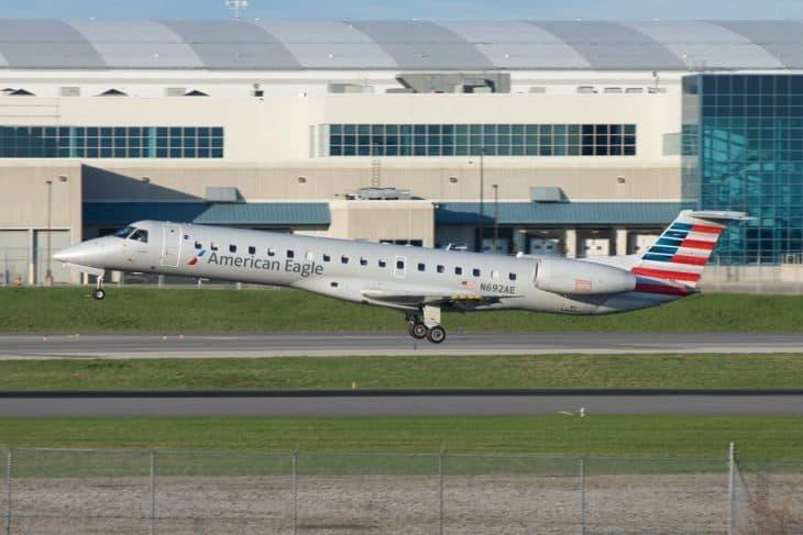 Embraer ERJ145 American Eagle