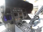 Eurocopter EC135 Instrument Panel