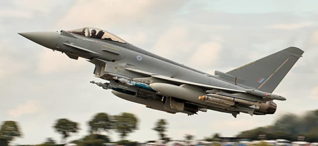 Eurofighter Typhoon RIAT 2016