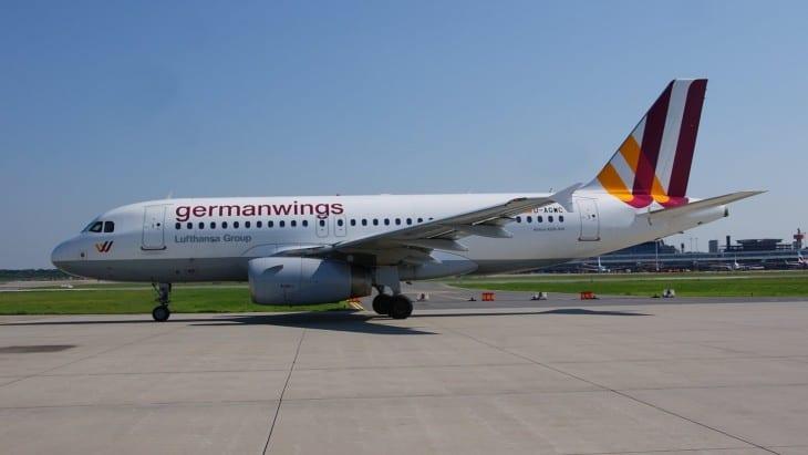 Germanwings Airbus A319 100