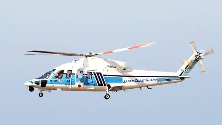 Japan Coast Guard Sikorsky S 76C