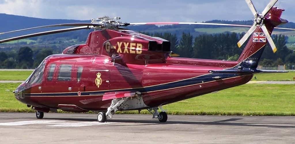 Sikorsky S 76C