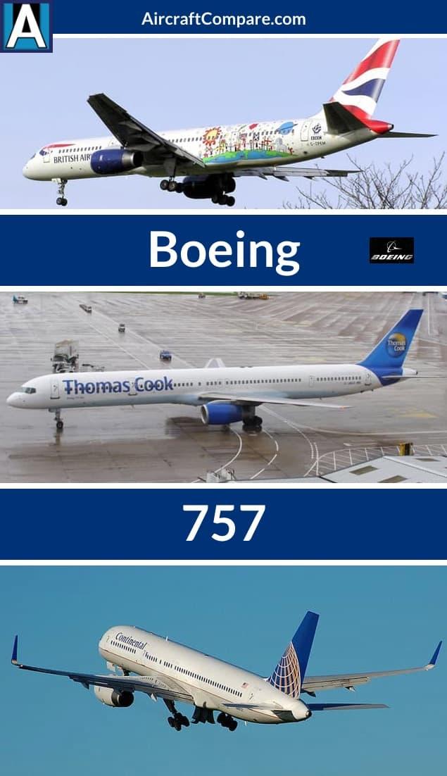 Boeing 757 - Price, Specs, Cost, Photos, Interior, Seating