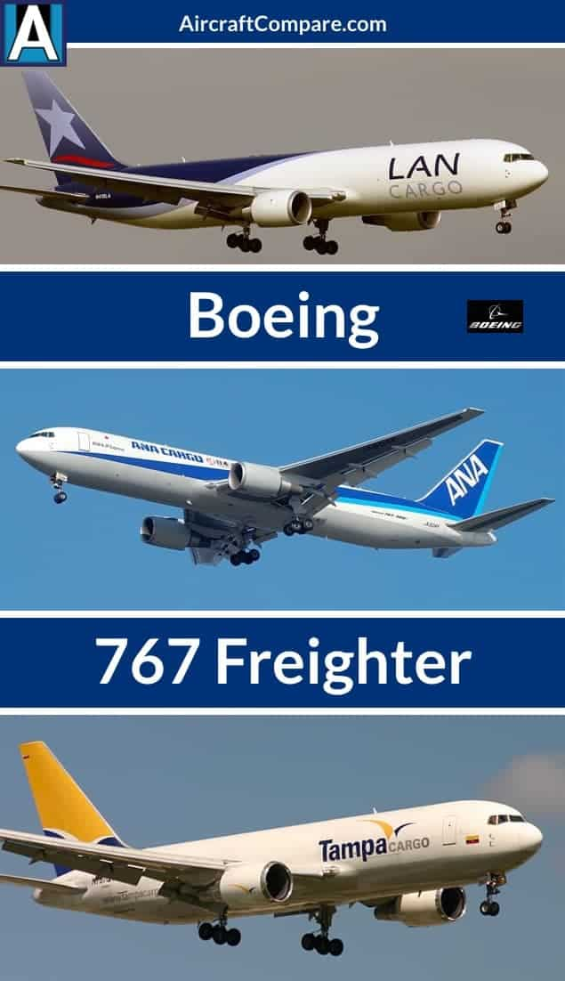 boeing 767 freighter pin