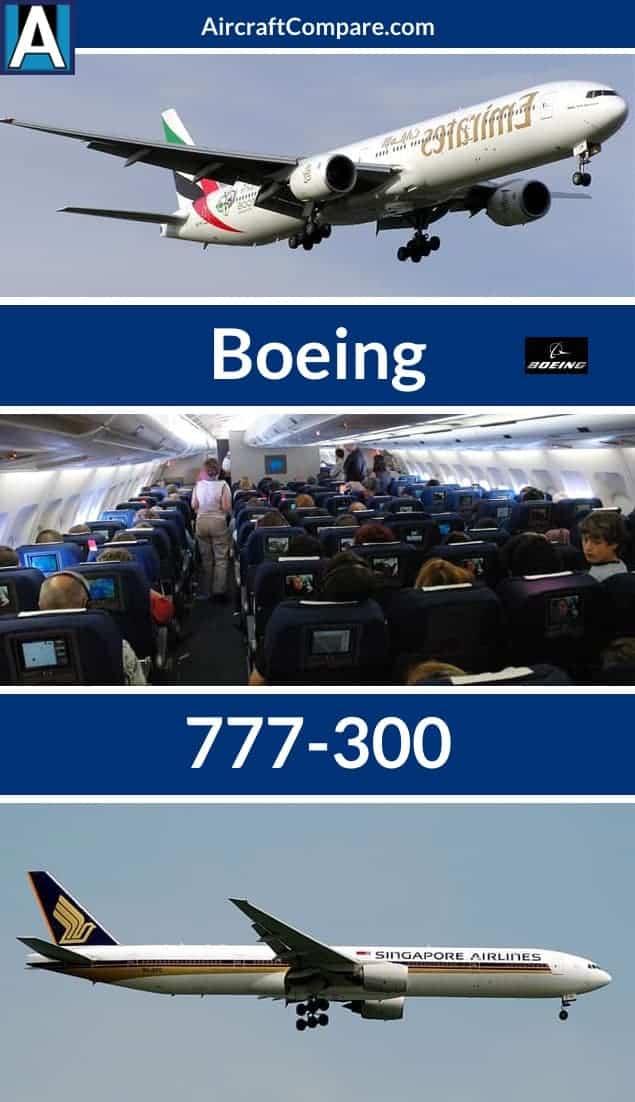 boeing 777-300 pin