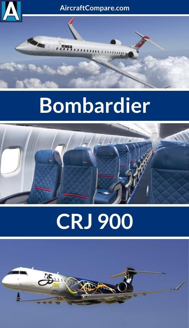 Bombardier CRJ 900 Pinterest