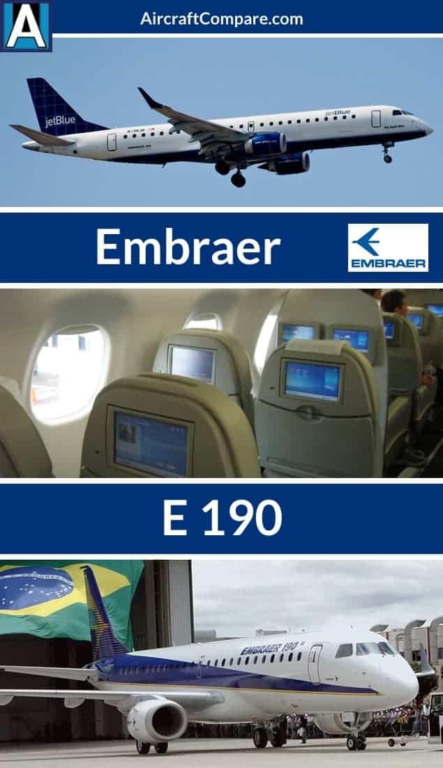 Embraer e 190 Pinterest