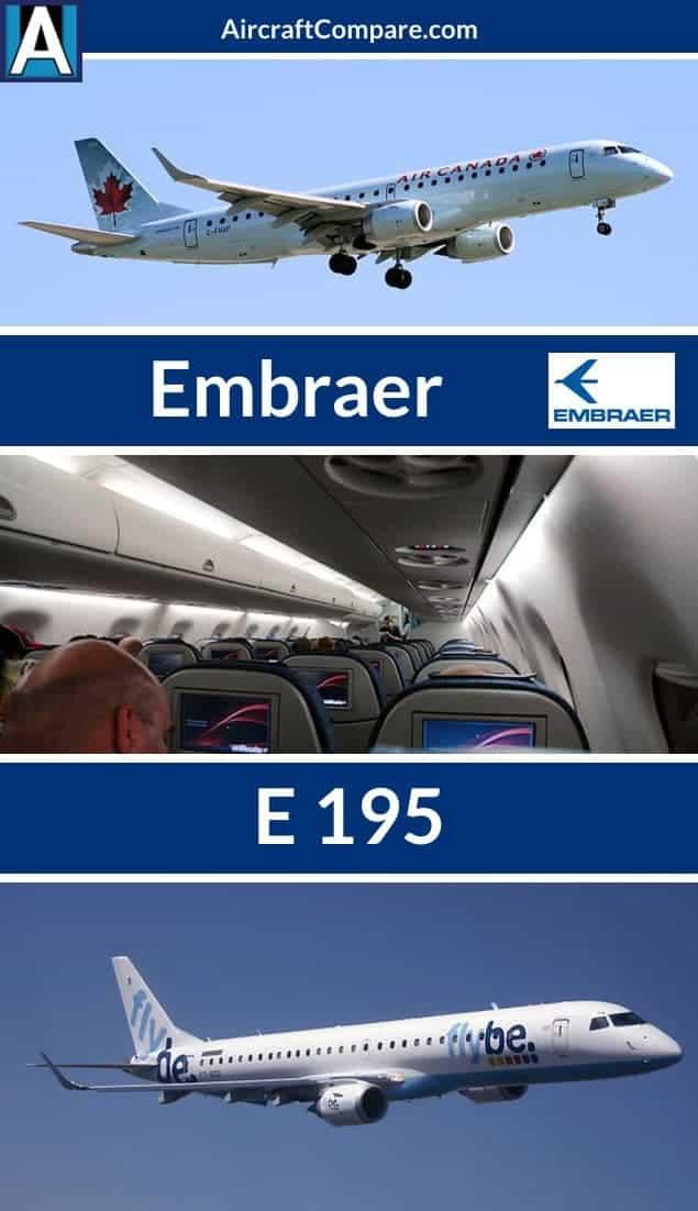 Embraer e 195 Pinterest