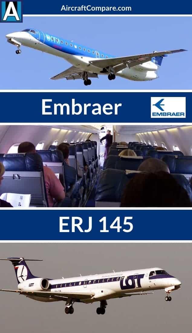 Embraer erj 145 Pinterest