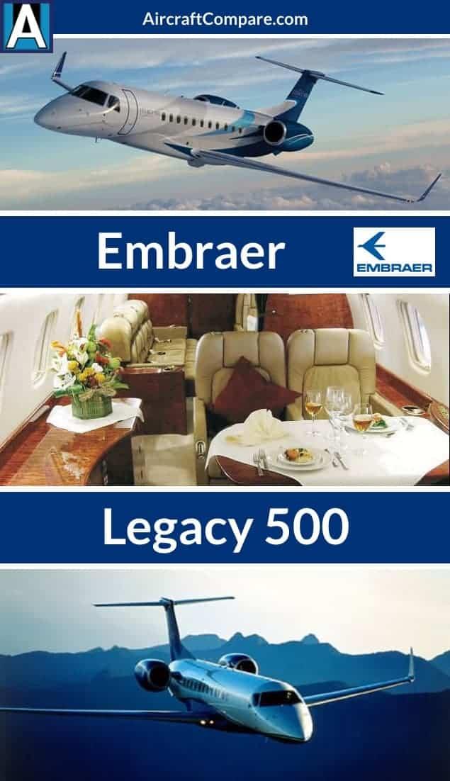 Embraer legacy 500 Pinterest