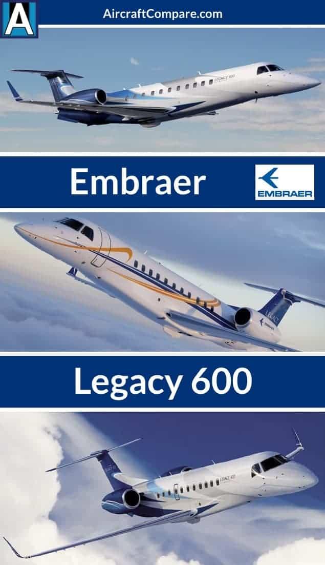 Embraer legacy 600 Pinterest
