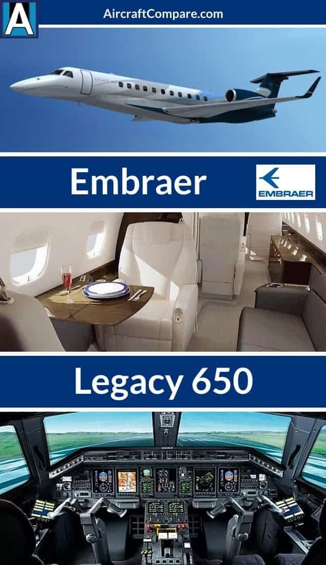 Embraer legacy 650 Pinterest